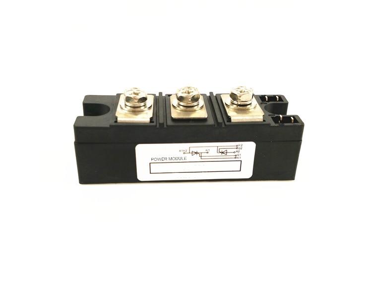 SCR module MTC 135A 800V / 1400V / 1600V large thyristor module... new brand thyristor module mfc mfa mfk mfx 600a welding joint scr module silicon control module compression joint