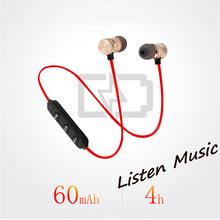 Wholesale Magnet Sweat proof Noise Canceling Headphone for OnePlus One Earbuds Headsets With Microphone Wireless Earphones