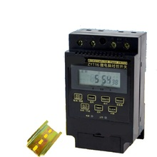 Kg316t microcomputer time control timer switch, timing timer switch, intelligent street light time control switch AC220V цена и фото
