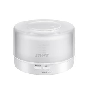 Image 4 - Atwfsリモコン超音波マエッセンシャルオイルディフューザー空気加湿器アロマディフューザー噴霧器 7 色ledアロマミストメーカー