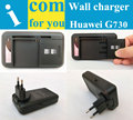 USB travel charger Battery Wall charger for Huawei Ascend G730 Dual SIM Max 7cm