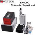 Cigarrillo electrónico Smok Xcube Mini 75 W TC / VW cuadro modo Mod Vape con kang Toptank Mini atomizador tanque vaporizador E Hookah