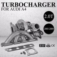 Para 2005 10 Audi A4 2.0 t B7 BWT BWE BUL Genuíno K03 OEM Carregador Turbo 06D145701G charger charger charger turbo charger for -
