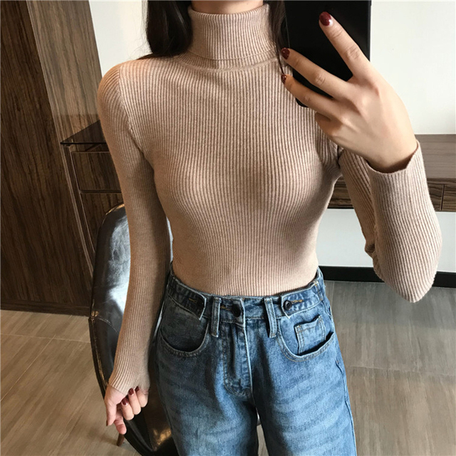 Women's Winter Thick Sweaters 4