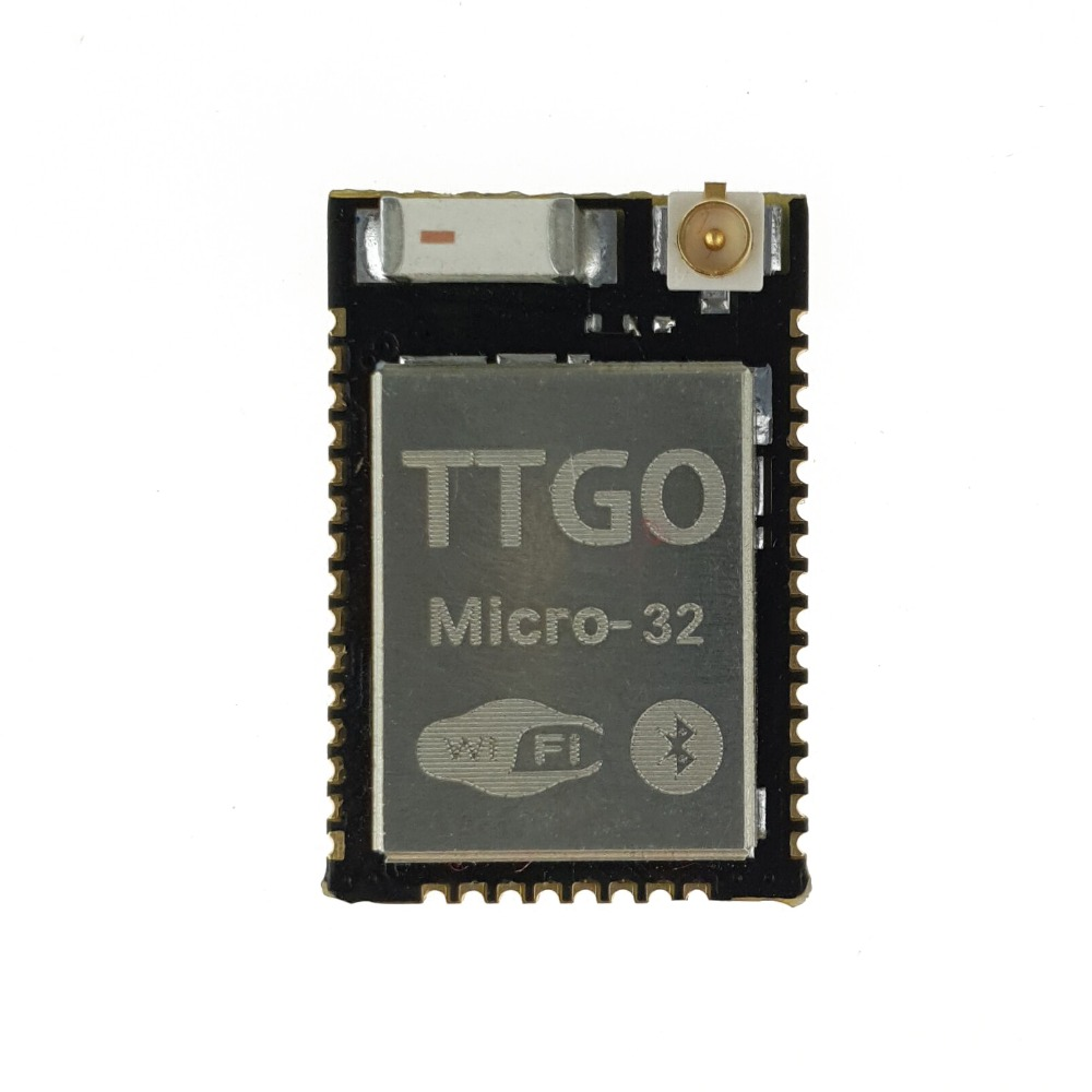 TTGO Micro-32 V2.0 ESP32 PICO-D4 Wifi Wireless Bluetooth Module IPEX ESP-32 ttgo esp32 rev1 rev one dev module wifi
