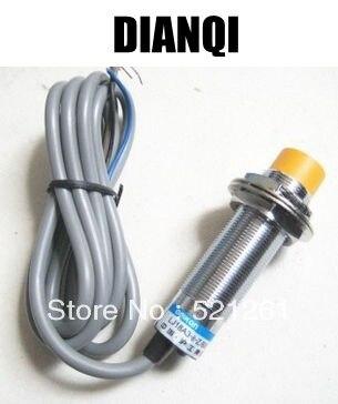 Inductive Proximity Sensor,LJ18A3 8 Z/BX,NPN,3 wire NO,diameter 18mm ...