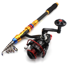 Pole spinning Rod carbon