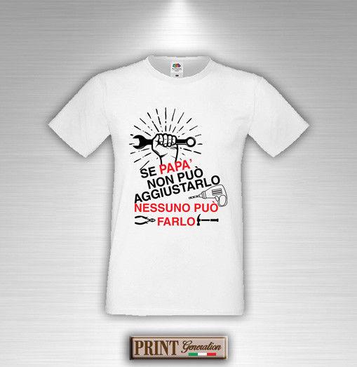 Mode T-Shirts été droite 100% coton T-Shirt DES PERES' PERE REPARE TOUT Idee Cadeau Phrase Amusante Fete Del PAPA