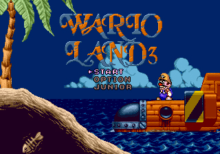 Warto Land 3 16 bit SEGA MD Game Card For Sega Mega Drive For Genesis