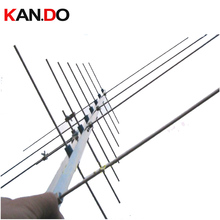 Amateur radio satelliet antenne HAM antenne UV yagi antenne 430 440 143 146MHZ 15dbi amateur repeater twee manier radio gain antenne
