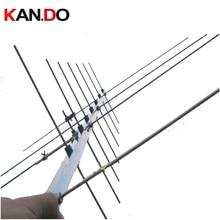 Antena satélite de radioaficionado, antena HAM, antena UV yagi 430 440 143 146MHZ 15dbi, repetidor para aficionados, antena de ganancia de radio bidireccional