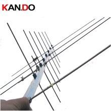 Antena uv 430 440 143 146 mhz 15dbi do ganho do rádio do repetidor amador em dois sentidos antena do presunto da antena do satélite do rádio amador