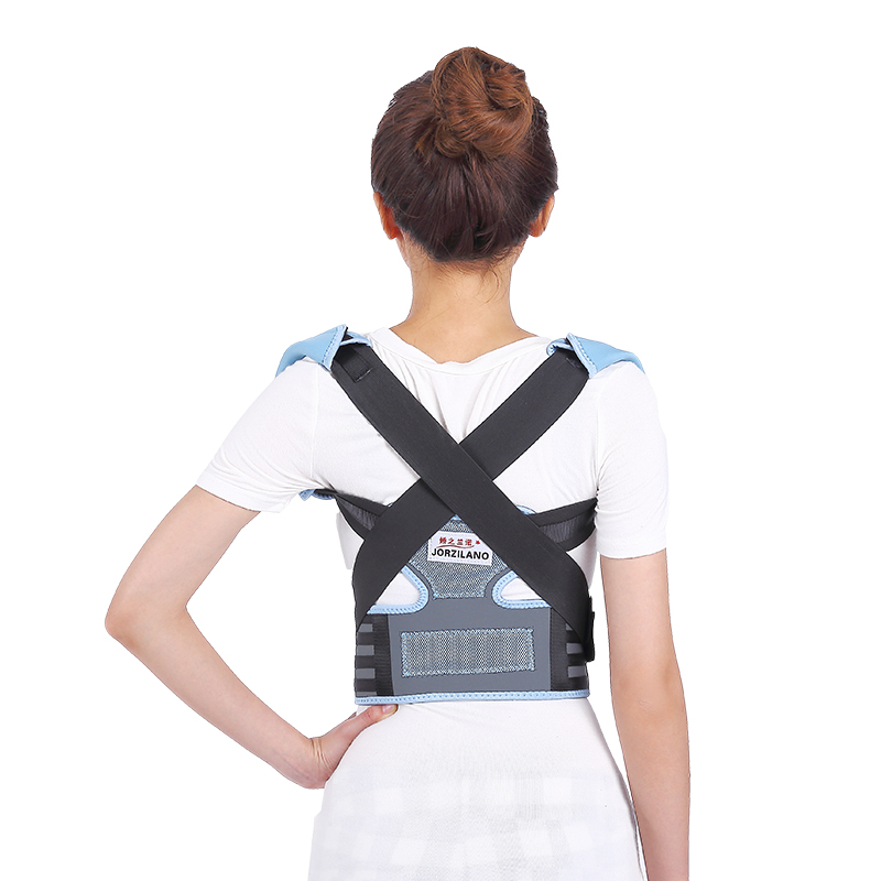 Women Adjustable Back Support Belt Therapy Posture Corrector Brace Support Posture Shoulder Corrector for Health Care