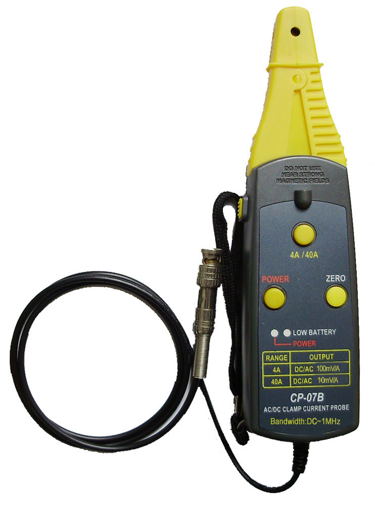 Ac Dc High Current Probe : Aliexpress buy cp b ac dc current clamp probe from