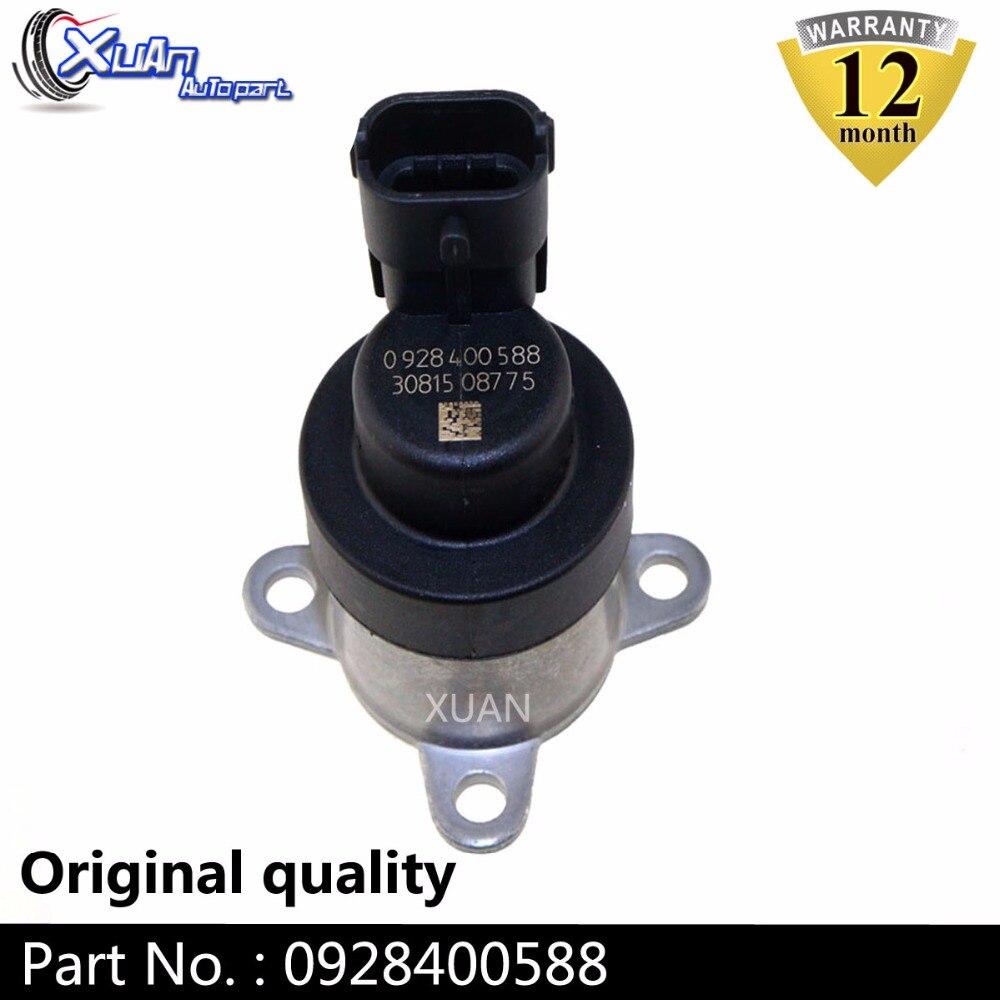 Regulador de presión bomba de combustible válvula de control de succión-Iveco Daily III IV 2.3 TD D