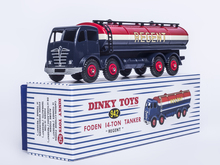 Atlas Dinky Supertoy 942 CAMION-CITERNE FODEN 14 TONNES REGENT 1:43 CAR MODEL For Collection