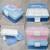 De tamaño mediano de Alta calidad de múltiples funciones al por menor caja de herramientas Caja de Herramientas Caja de Almacenamiento Organizador pefect para pintar herramienta de belleza