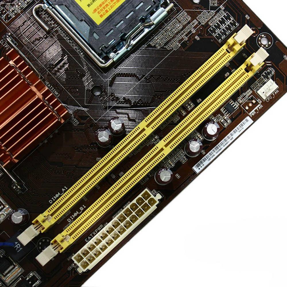Asus P5QL SE Intel P43 Original Verwendet Desktop Motherboard Sockel LGA 775 Q8200 Q8300 DDR2 8G ATX