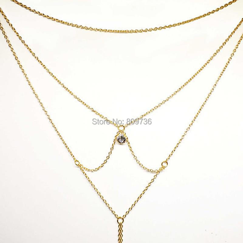 HTB1Qb59KpXXXXaAXXXXq6xXFXXXc Hot Long Back Golden Chain Necklace For Women