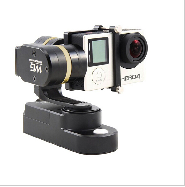 F15627 Feiyu FY WG 3 axle Wearable Gimbal Brushless Steady Stabilizer for Gopro Hero 3 3+ 4 LCD Extend Xiaoyi Sj4000 AEE Camera original feiyu tech wg fy wg fy wg 3 axis wearable gimbal stabilizer for gopro hero 3 3 4 lcd touch bacpac in stock