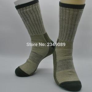 Image 1 - 1 Piar Adventure 85% мериновая шерсть, носки для прогулок, мужские носки