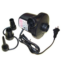 Electric Air Pump For Beds Mattresses Toys Car Auto Dual Inflatable Boat Air Suction Pump Gas