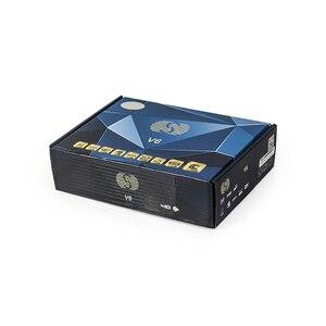 Image 5 - S V6 טלוויזיה תיבת DVB S2 קולט דיגיטלי לווין מקלט תמיכת Xtream נובה 2 1xusb אינטרנט טלוויזיה 3G ביס מפתח DVB S2 מפענח V6S