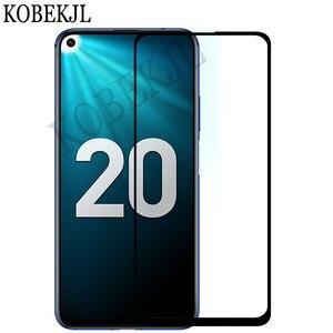 Image 2 - Voor Huawei Honor 20 Glas Honor 20S Gehard Glas Voor Huawei Honor 20 Pro Lite Honor20 YAL L21 YAL L41 Screen protector Glas
