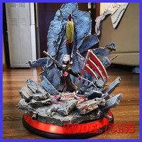 MODEL FANS INSTOCK LEAGUE NARUTO WCF SD Akatsuki Hidan gk resin statue toy figure for Collection