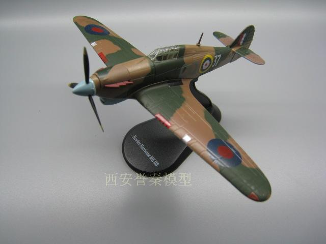 AMER 1/72 Scale Military Model Toys Britain Hawker Tempest Mk V Fighter Diecast Metal Pl ...