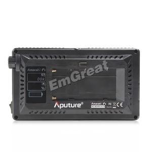 Image 5 - Aputure Amaran AL F7 Bi Color Temperature 3200 9500K CRI/TLCI 95+ 256Pcs Led Panel Stepless Adjustment On Camera LED Video Light