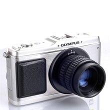 Fujian 35mm F1.7 CCTV TV Lens+C Mount to EPL5 EPM3 EP2 EPL7 GH3 G5 GX1 G1 G7 GF6,for Olympus & Panasonic M4/3 Camera