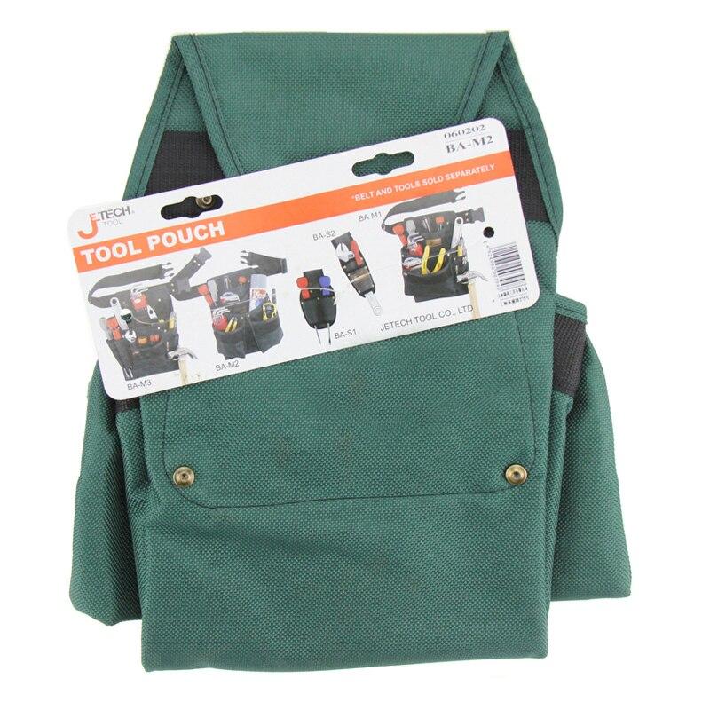 Jetech profesional cinturón cinturón herramienta de electricista - Almacenamiento de herramientas - foto 2