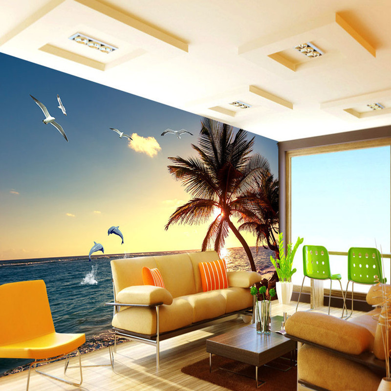 Custom Murals 3d Photos Hd Atmosphere of the Mediterranean Architectural Interior Wallpaper Background Wall Home Decor Bedroom ivo d drpic architectural delineation