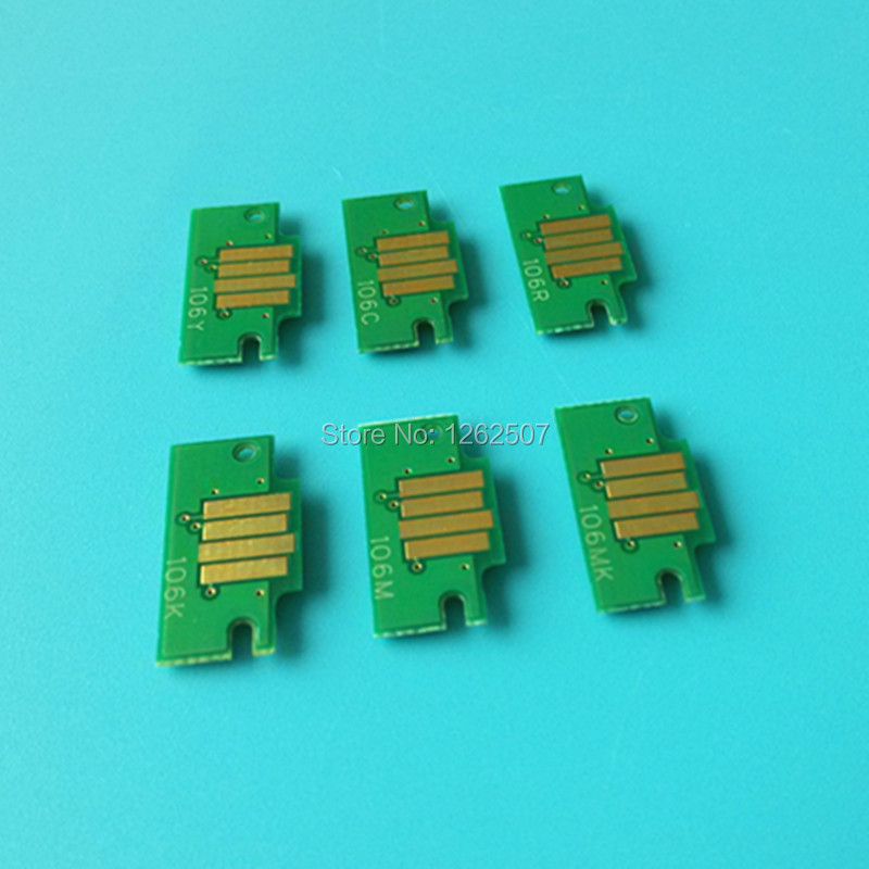 8 Color Cartridge chip PFI 701 for canon compatible cartridge chip pfi701 for canon ipf 8000s ipf9000s ipf8010s ipf9010s икона святая блаженная матрона московская