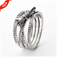 925 Silver Jewelry Rings for Women DIY Jewelry Making Delicate Sentiments Ring FANDOLA 925 Sterling Silver Jewelry Wholesale