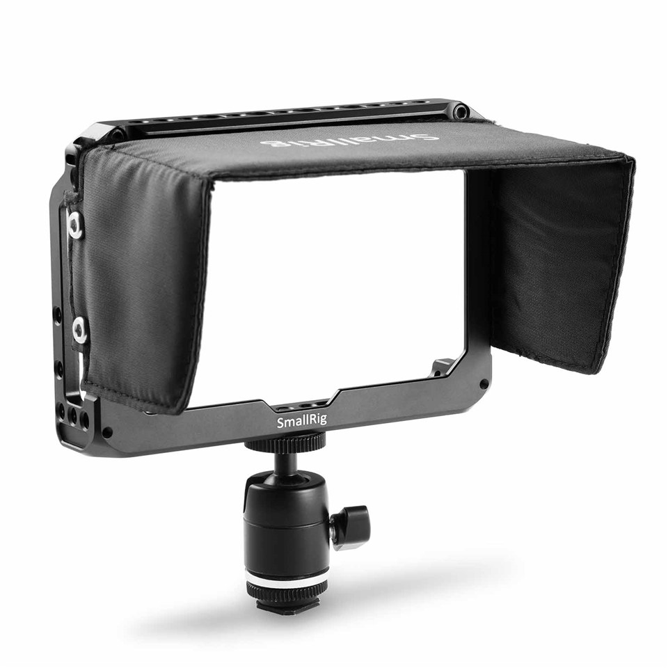 Smallrig monitor cage kit для blackmagic design video assist