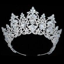 Crown Hadiyana Temperament Vintage Mode Bruiloft Haaraccessoires Temperamento Nupcial Boda BC4595 Accesorios Para El Cabello