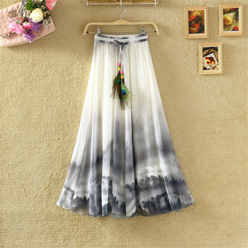 Compare Prices on Boho Long Skirt- Online Shopping/Buy Low Price ...