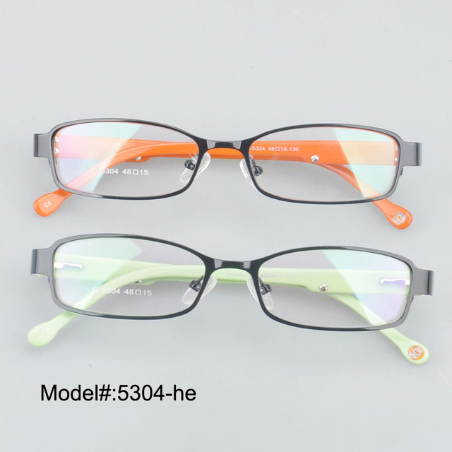 5304  Free shipping kid's optical frames  with spring hinge  eyeglasses  RX spectacles  frames   eyewear