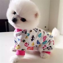 Soft Warm Jumpsuit for Dogs
