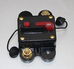 Image 2 - 50A 60A 80A 100A 150A 200A 250A 300A Auto Audio Inline Stroomonderbreker Zekering voor 12 V Bescherming SKCB 01 60A