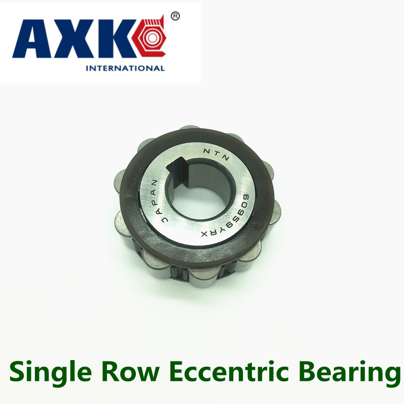 NTN single row eccentric bearing 15UZE20911 T2X axk ntn brass cage single row eccentric bearing 620gxx e 85uzs220