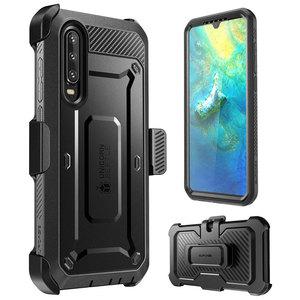 Image 2 - Funda para Huawei P30 de 6,1 pulgadas (2019), carcasa resistente UB Pro de cuerpo completo con Protector de pantalla incorporado y funda
