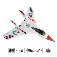 Concept 50 EDF EPO 2.4G 4 channel radios control RC airplane 50mm ducted fan plane RTF with motor ,remote,lipo Airplanes