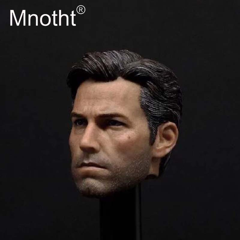 Mnotht Male Solider Accessories Toys 1 6 Scale Ben Head Sculpt Model For 12in Male Body