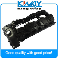 Free Shipping New Engine Valve Cover With Gasket 11127570292 Fits For BMW 335i 640i 740i X3 X5 X6
