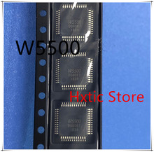NEW 10PCS/LOT W5500 replace W5100 LQFP48