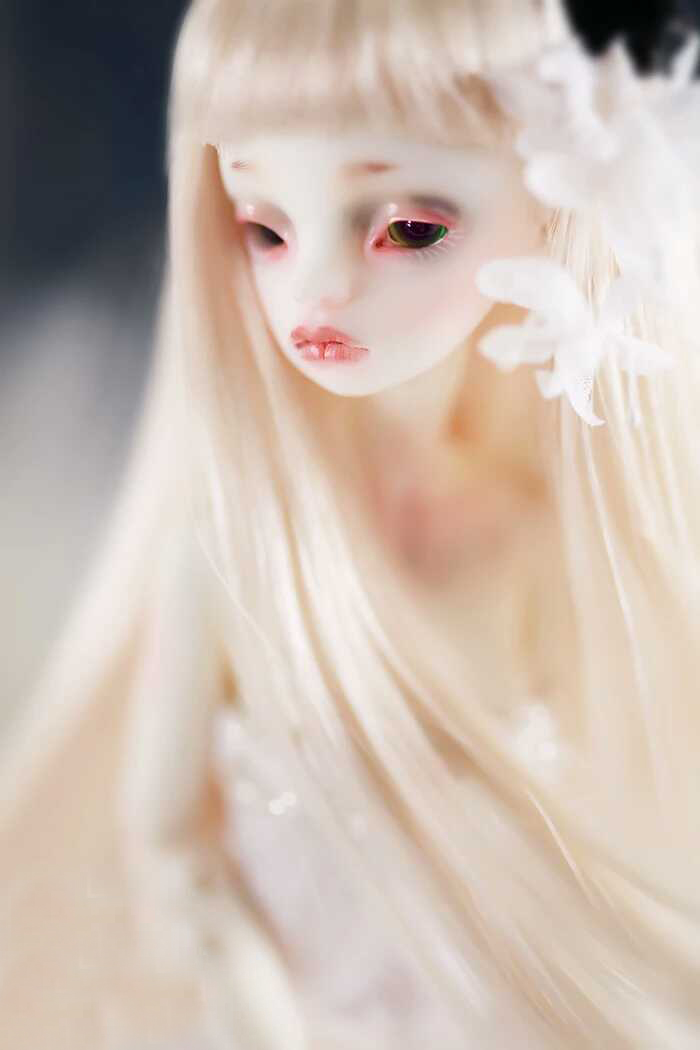 BJD Doll 1/8doll Eugenia Joint Doll Free Eyes-in Dolls from Toys & Hobbies    2