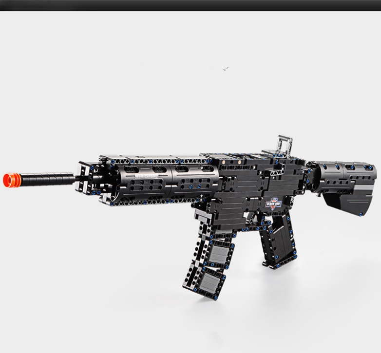 ბრენდები Toy Gun M4A1 Airsoft Air Guns and MP5 Toy - გარე გართობა და სპორტი - ფოტო 5